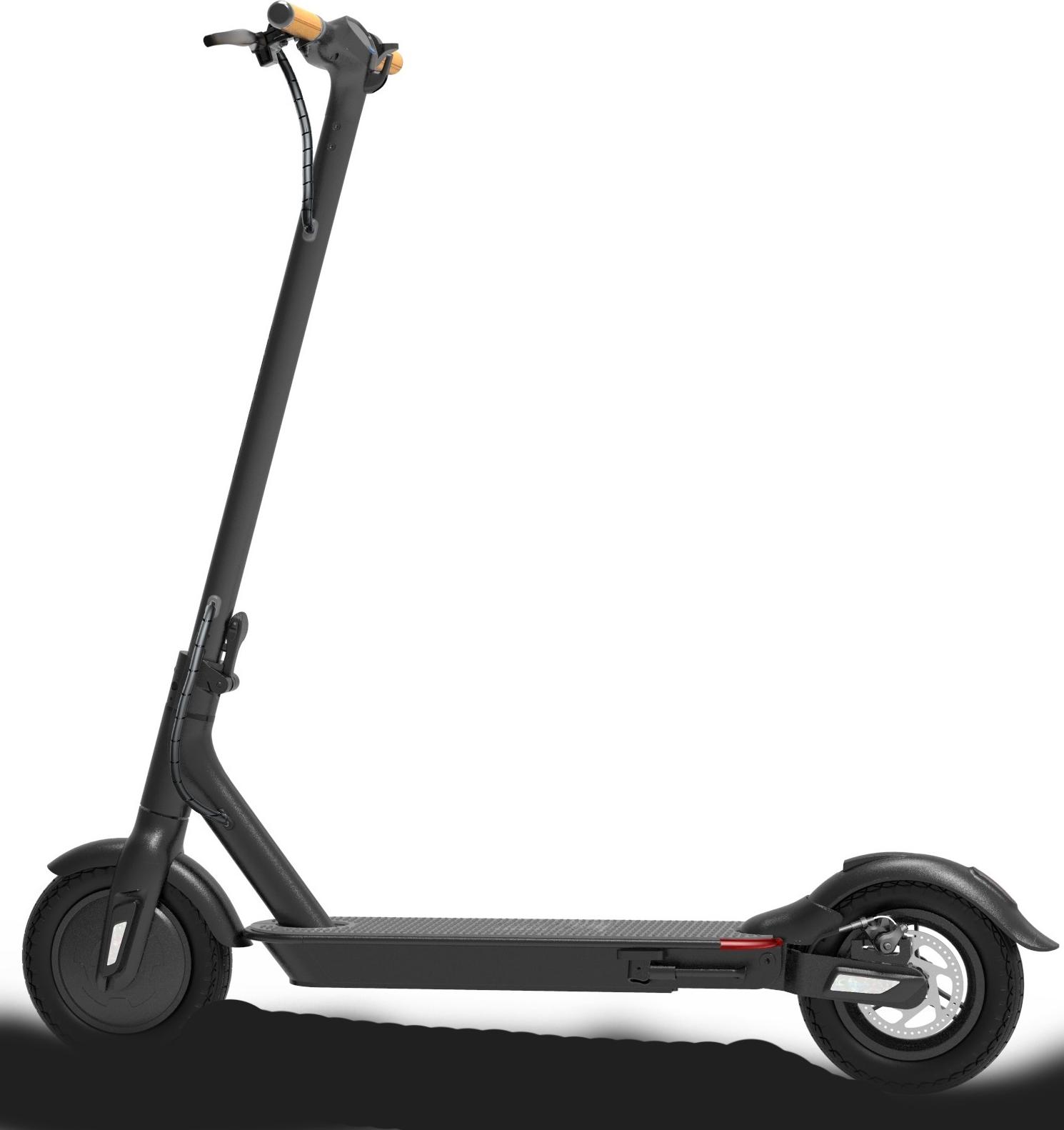 Cory Race elektromos roller, 350W, Fekete