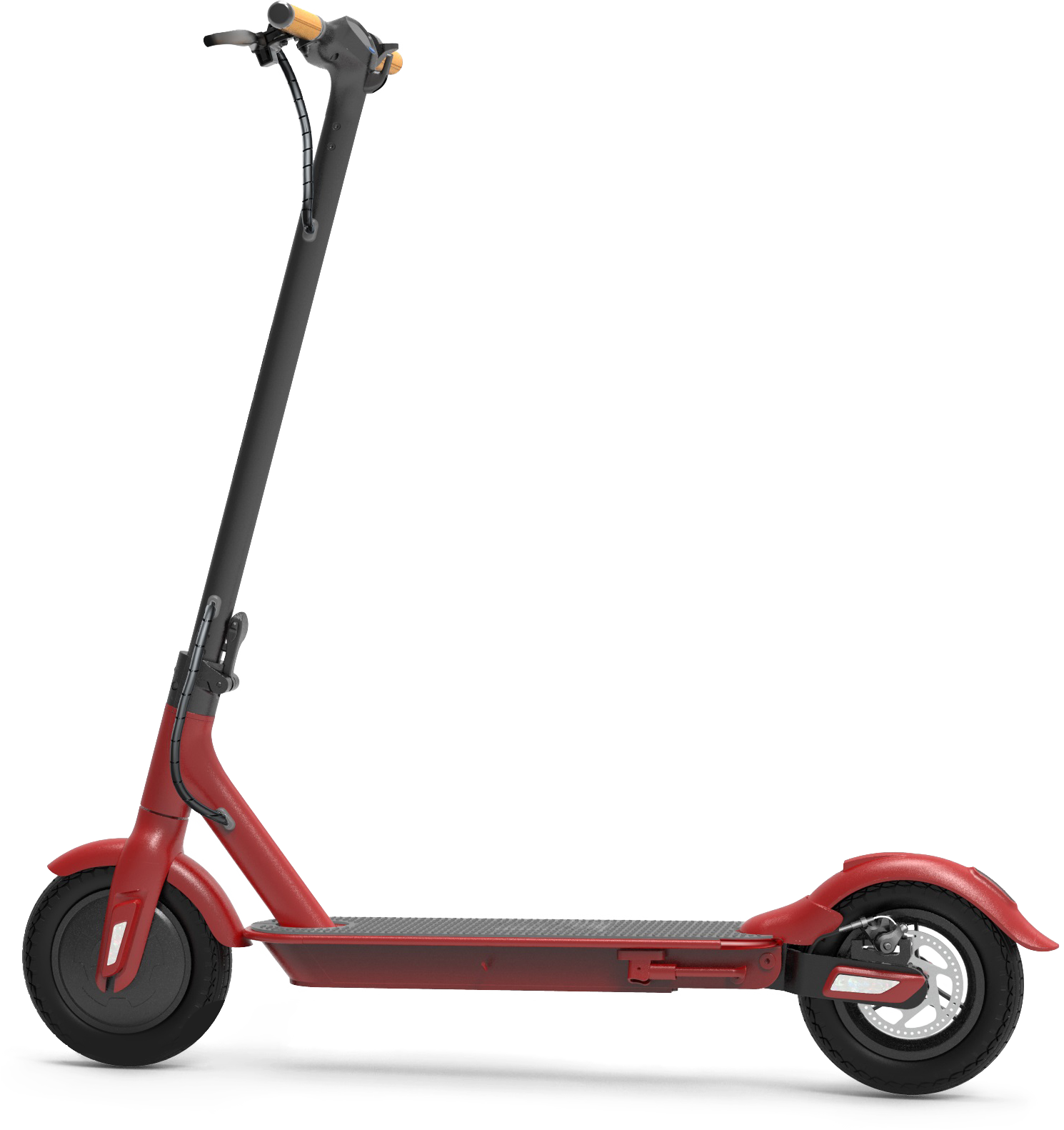 Copy - Cory Race elektromos roller, 350W, Piros