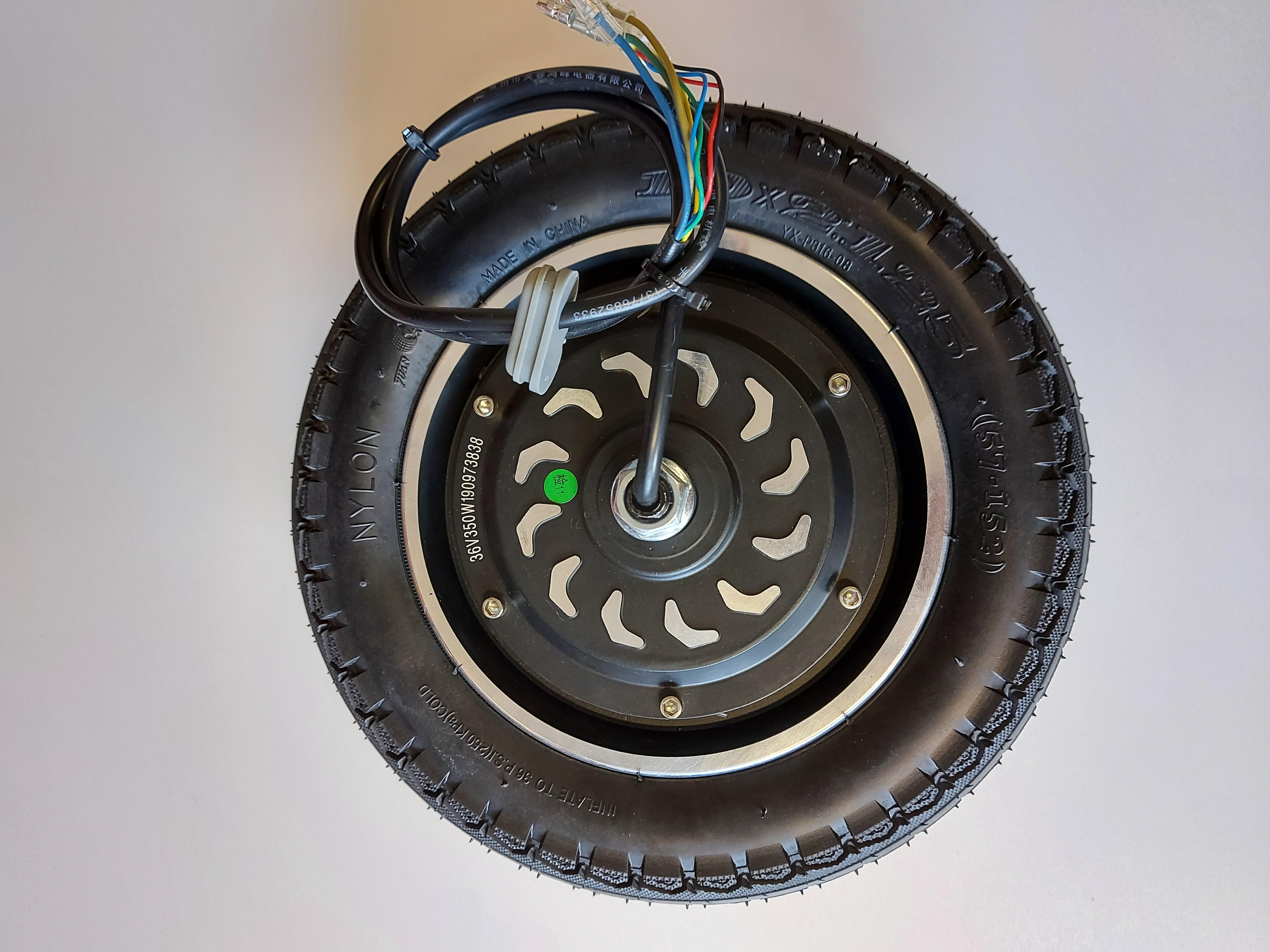 Cory Race - elektromos motor
